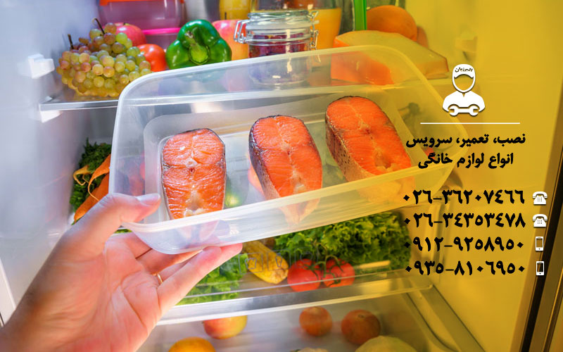 زمان نگهداری مواد غذایی در یخچال شما-البرزبان