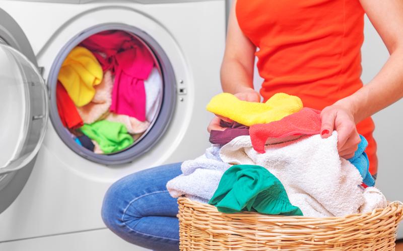 ظرفیت بار لباسشویی