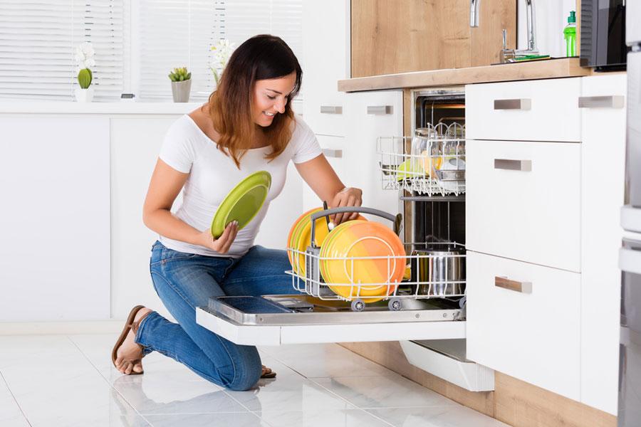 ظروف قابل شستشو در ظرفشویی