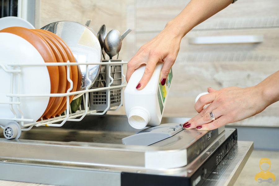 نکات ماشین ظرفشویی