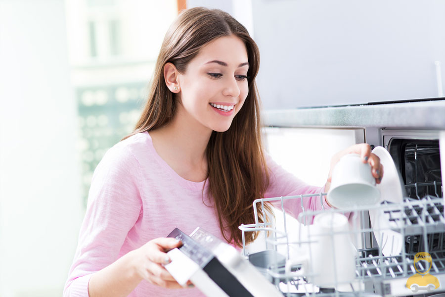 10 اشتباه رایج که عمر ماشین ظرفشویی را کم می کنند.