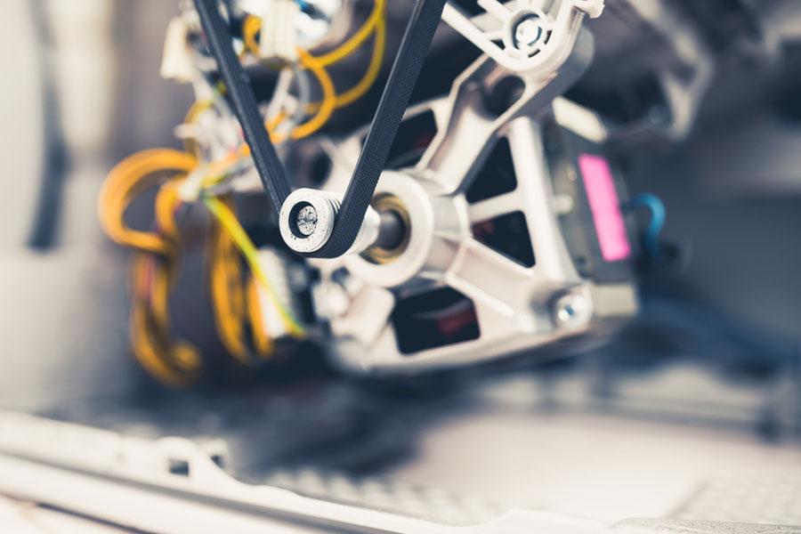خرابی موتور لباسشویی